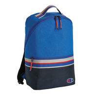 Champion® 23L Striped Backpack Holds 15
