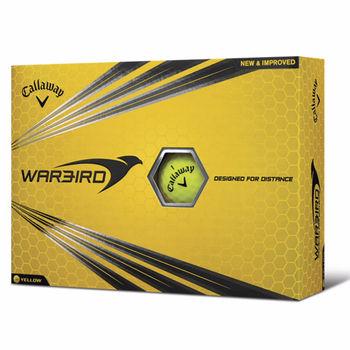 Callaway&reg Warbird Plus&reg Golf Ball - BETTER