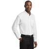 *NEW* Men's Solid Nailhead Non-Iron Button-Down Shirt - BEST