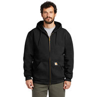 *NEW* Carhartt® Rain Defender® Rutland Thermal-Lined Hooded Zip-Front Sweatshirt