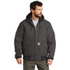 *NEW* Carhartt® Quilted-Flannel-Lined Duck Active Jacket