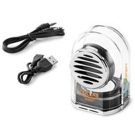 *NEW* Clear Wireless Speaker with Magnetic Base