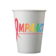 12 oz Hot/Cold Paper Cups with Full Color Printing