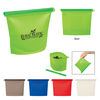 *NEW* Reusable Silicone Food Storage Bag with Plastic Slider