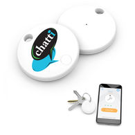 Find Anything Bluetooth Tracker Attaches to Phone, Keys, or Anything
