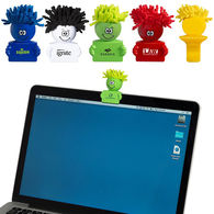 *NEW* Mop Topper Webcam Cover with Screen Cleaner
