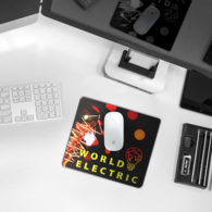 *NEW* Aluminum Alloy Mouse Pad with Full Color Printing