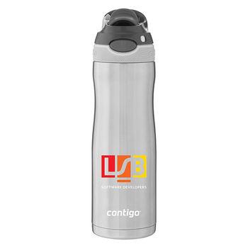 Contigo® 20 oz Stainless Steel Bottle with Vacuum Insulation