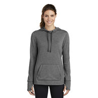 Ladies' Triblend Hooded Pullover Sweatshirt