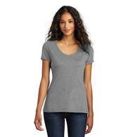 *NEW* Ladies' Perfect Triblend V-Neck Tee
