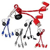 *NEW* Rugged Carabiner Charging Cable Trio