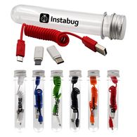 *NEW* Test-Tube Charging Cable Trio