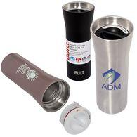 *NEW* Built® Executive Vacuum Tumbler with 360 Degree Drink-Thru Lid