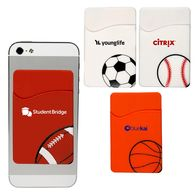 *NEW* Sports Themed Cell Phone Wallet