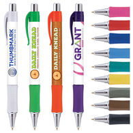 *NEW* Quick Ship Grip Pen with Full Color Imprint