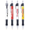 *NEW* Quick Ship Rubber Grip Pen with Full Color Imprint
