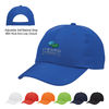 *NEW* 6 Panel, Low Profile Polyester Cap with Hook and Loop Closure