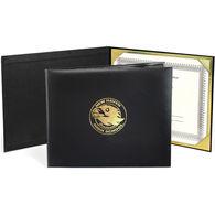*NEW* Single-Sided Padded Certificate Folder for 8