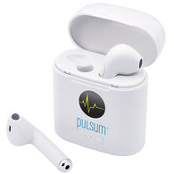 *NEW* Bluetooth Earbuds with Charger Case