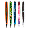 *NEW* Flat Retractable Ballpoint Pen with Full Color Imprint