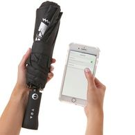 *NEW* Bluetooth Connected Umbrella Allows You To Talk on the Phone/Listen to Music Using the Umbrella Handle