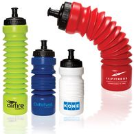 *NEW* 28 oz Collapsible Accordion Water Bottle