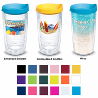 *NEW* Tervis ® 16 oz Classic Tumbler with Full-Color Wrap, Embroidery, or Enhanced Emblem