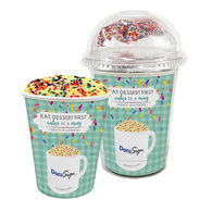 *NEW* Mug Cake Mix with Snack Cup Packaging