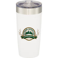 *NEW* Arctic Zone® 20 oz Copper Insulated Tumbler with Powder Coated Finish