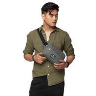 *NEW* Urban Crossbody/Belt Bag with Interior Mesh Organizer Pockets