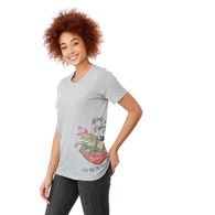 Quick Ship LADIES Retail-Inspired Soft Lightweight T-Shirt