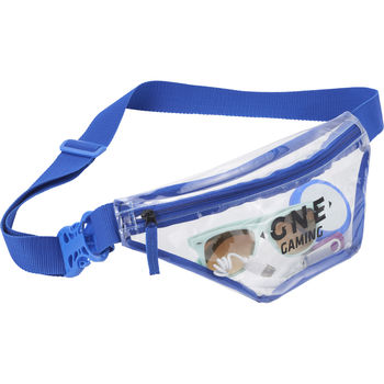 Clear Fanny Pack - NFL Security Approved