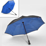 *NEW* Bluetooth Connected INVERSION Umbrella Allows You To Talk on the Phone/Listen to Music Using the Umbrella Handle