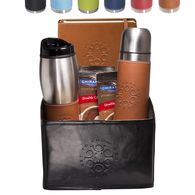*NEW* Gift Set with Thermal Bottle, Tumbler, Journal, and Ghirardelli Hot Chocolate
