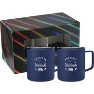 *NEW* Keurig-Ready 14 oz Mini Vacuum Mug Gift Set with Powder Coated Finish