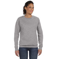Ladies' Crewneck Sweatshirt - GOOD