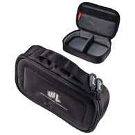 *NEW* Nylon Tech Accessory Case with Padded Divider and Mesh Pocket