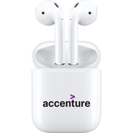 Apple® AirPods 2 with Wired Charging Case