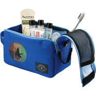 *NEW* Parkland® Zippered Travel Kit/Toiletry Bag Made with 100% Recycled Water Bottles