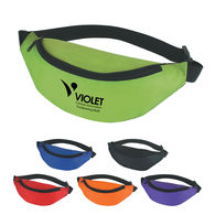 Budget Polyester Fanny Pack