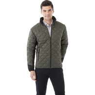*NEW* Quick Ship MEN'S Tailored-Look Puffy Coat Offers Lightweight Warmth