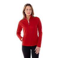 Quick Ship LADIES' Medium Weight Jersey-Knit Jacket