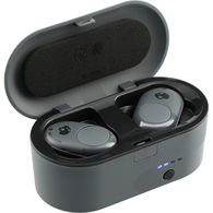 *NEW* Skullcandy® Push Water Resistant Truly Wireless Bluetooth Earbuds in Charging Case with Siri and Google Integration - 12 Hours Playback Time
