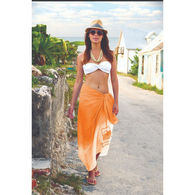*NEW* Seaside Sarong Scarf Beach Coverup