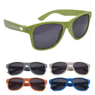*NEW* Renewable And Sustainable Wheat Straw Plastic Sunglasses