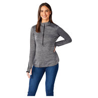 *NEW* Quick Ship LADIES' Medium Weight Moisture-Wicking Pullover - BEST