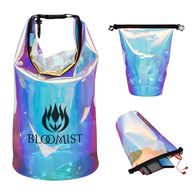 *NEW* Translucent Iridescent Waterproof Dry Bag - NFL Security Approved