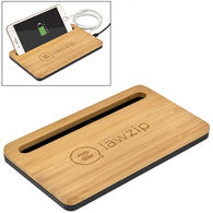 *NEW* Bamboo Wireless Charging Pad