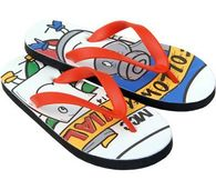 *NEW* Flip Flop Sandal with Full Color Imprint