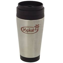 14 oz. Stainless Steel Tumbler with Plastic Liner